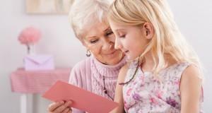 Dzień Babci - prezent dla babci