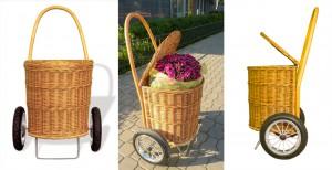 Wózek na zakupy – idealny prezent nie tylko dla babci